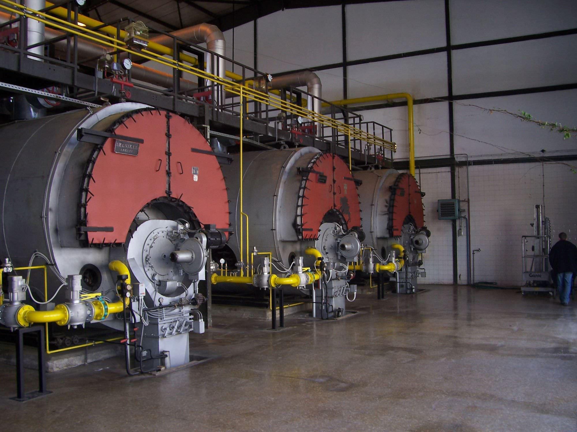 14837 - Boiler Treatment