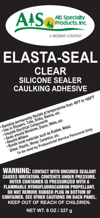 AIS ELASTA-SEAL CLEAR AEROSOL