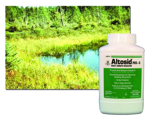 ALTOSID PRO-G - Insect Growth Regulator Granules