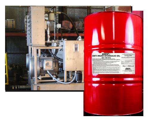 ANTI-WEAR HYDRAULIC OIL ISO 100 SYN