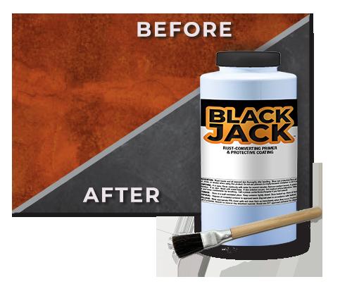 BLACK JACK LIQUID