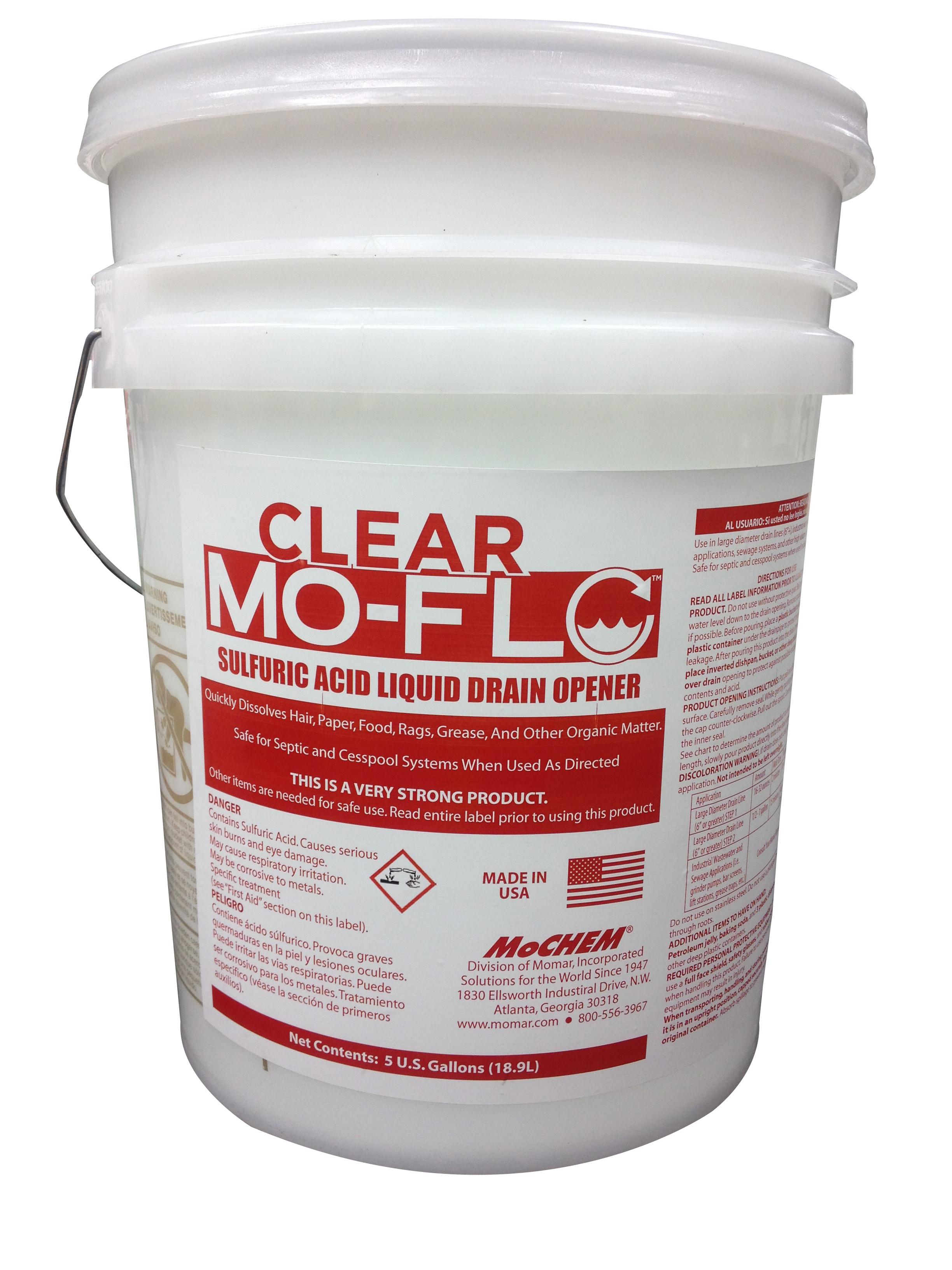 CLEAR MO-FLO