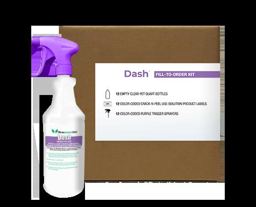 DASH FILL-TO-ORDER KIT