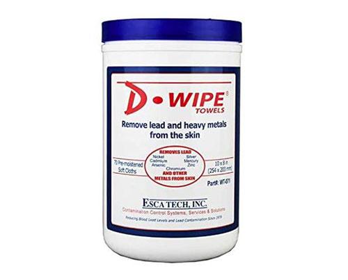 D-WIPE TOWELS