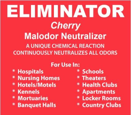 ELIMINATOR CHERRY