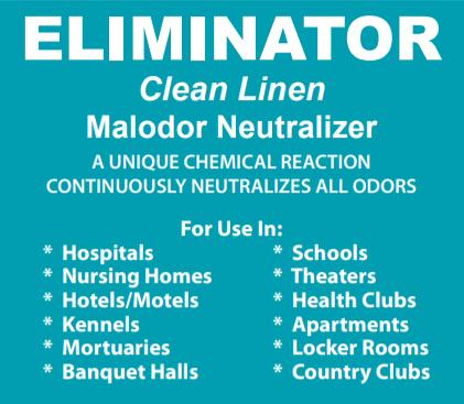ELIMINATOR CLEAN LINEN