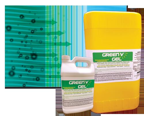 GREEN-V GEL