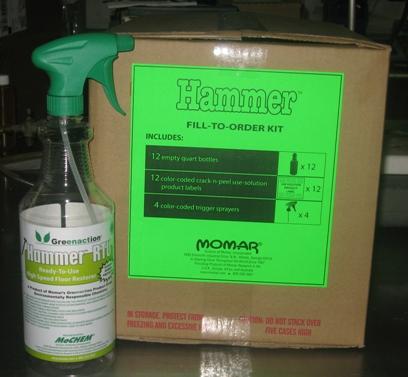 HAMMER FILL-TO-ORDER KIT