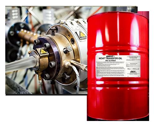 HEAT TRANSFER OIL ISO 22 PARA