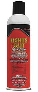 LIGHTS OUT AEROSOL