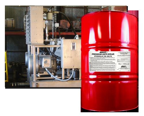 PREMIUM ANTI-WEAR HYDRAULIC OIL ISO 32