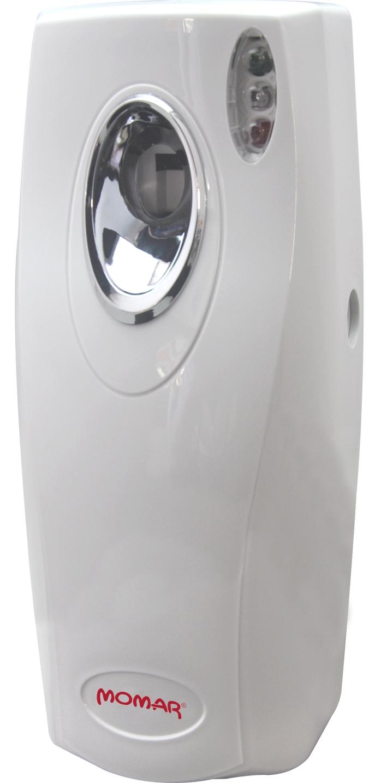 SMART SPRAY AIR FRESHENING DISPENSER - Programmable Metered Air Freshening System