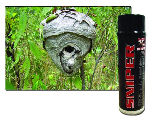 SNIPER AEROSOL - High-Dielectric Wasp & Hornet Killer