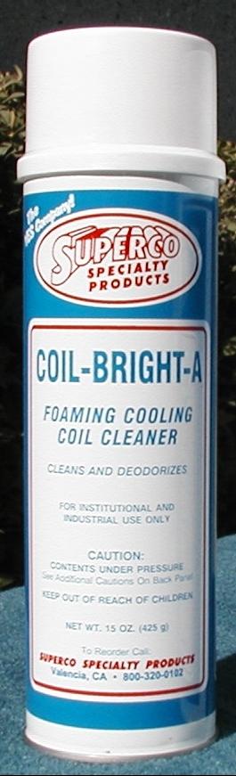 SUPERCO COIL BRIGHT AEROSOL