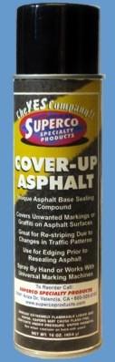SUPERCO COVER UP ASPHALT