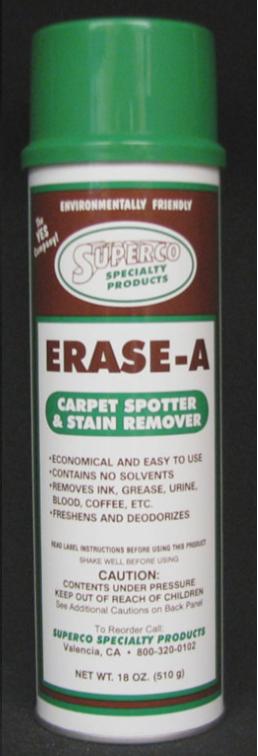 SUPERCO ERASE AEROSOL
