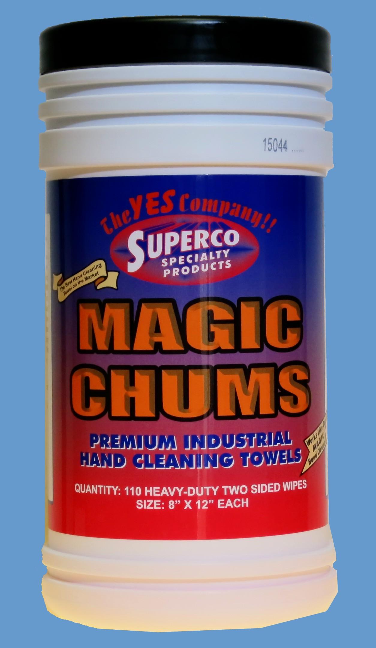 SUPERCO MAGIC CHUMS