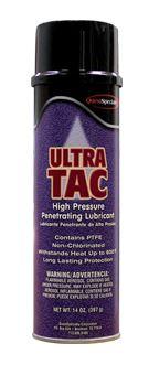 ULTRA-TAC AEROSOL (50 STATE VOC-COMPLIANT ALTERNATIVE TO GENERAL GEL)