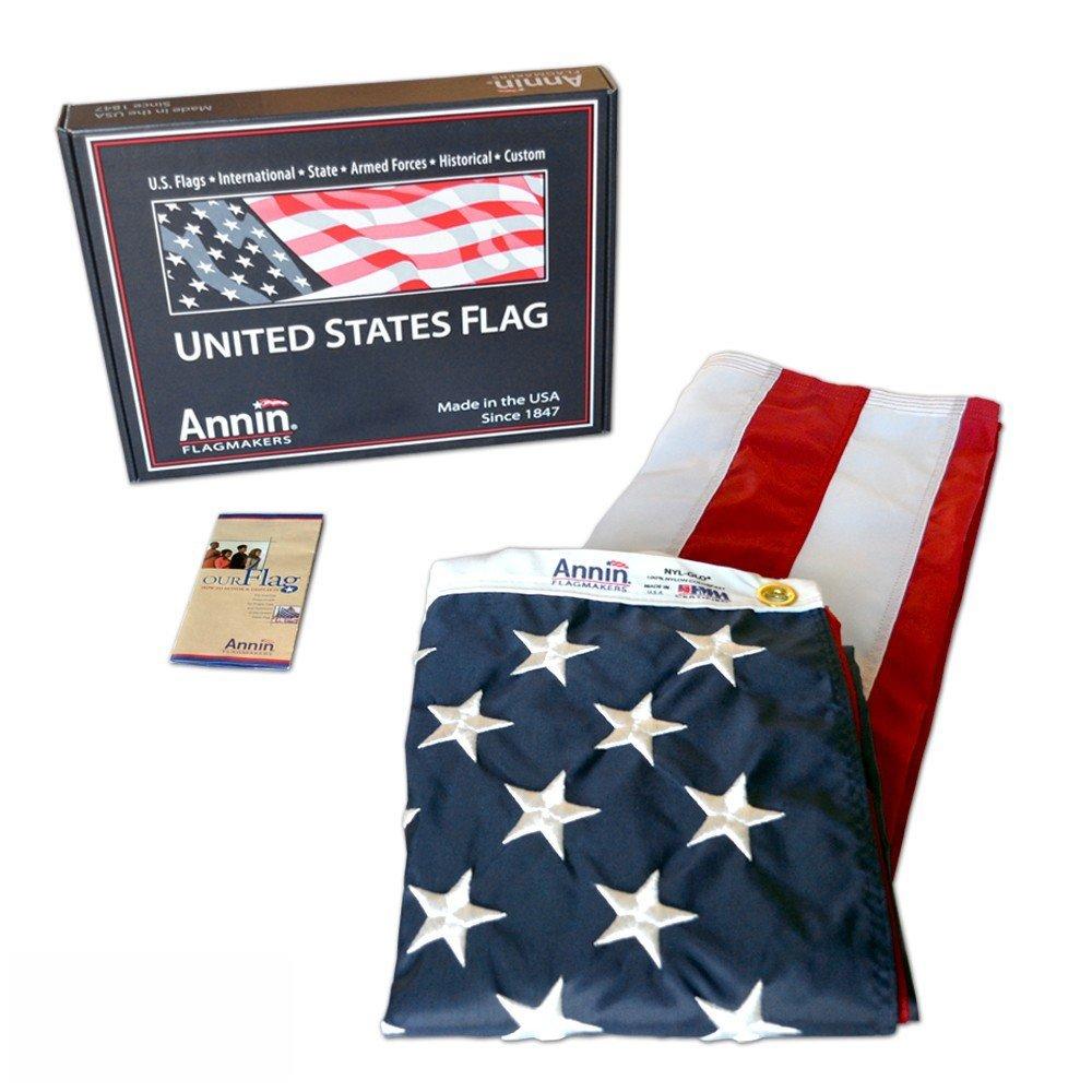 U.S. FLAG (MADE IN THE U.S.A.)