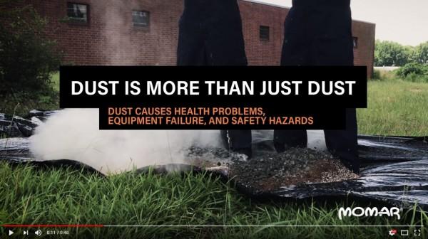 DustNot Syn:  Universal, All-Season Dust Control