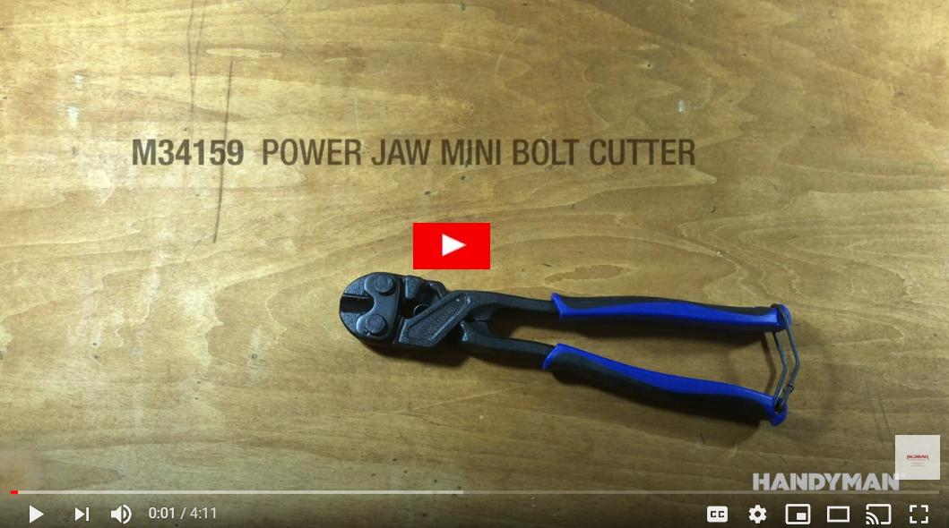 Handyman Power Jaw Mini Bolt Cutter