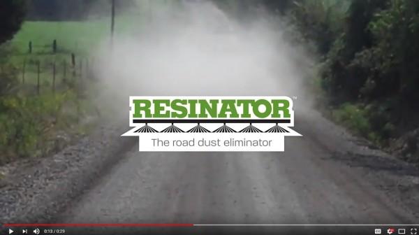 Resinator - The Road Dust Eliminator (Introduction)